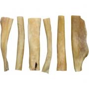 Galvijų galvos oda 15 cm ilgio