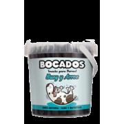 Bocados BUEY- jautienos skonio mėsos lazdelės 70% šviežios mėsos !