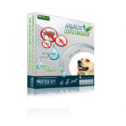 Max Biocide insekticidinis užlašinamasis tirpalas/pipetės šunims